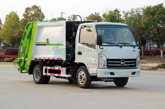 惠州壓縮垃圾車